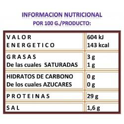 FILETES DE CABALLA DEL SUR RO-550