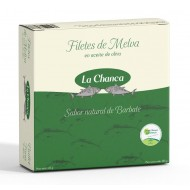 MELVA  EN AC.OLIVA 550 g
